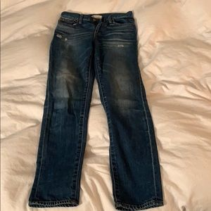 Madewell Perfect Vintage Jean in Johnny wash